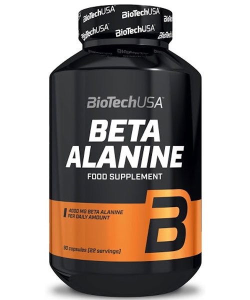 Beta Alanine Biotech Nutrition 90 капс.