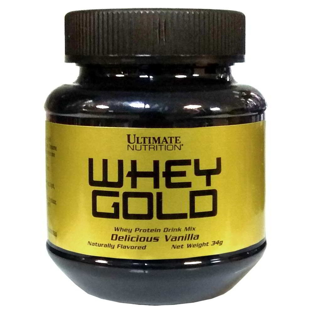 Whey Gold Ultimate Nutrition 34 г