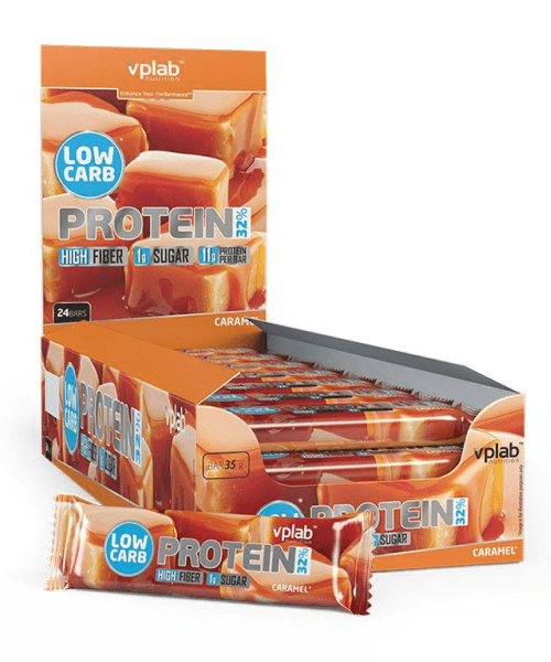 Low Carb Protein Bar VP Laboratory