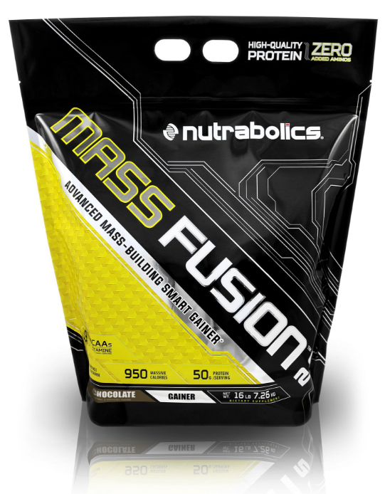 Mass Fusion Nutrabolics 7260 г