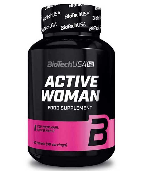 Active Woman Biotech Nutrition