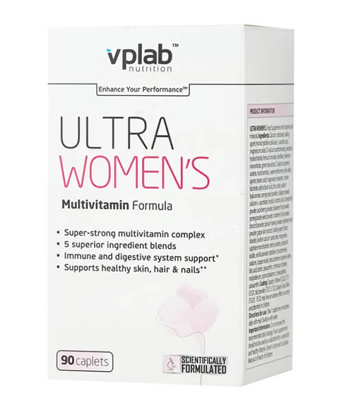 Ultra Women's Multivitamin Formula VP Laboratory 90 капс.