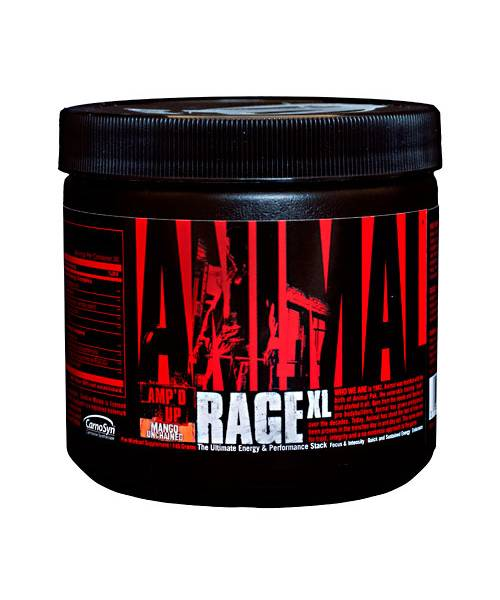 Animal Rage XL Universal Nutrition 146 гр.