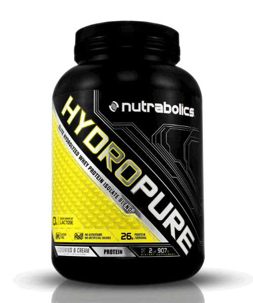 Hydropure Nutrabolics 910 г