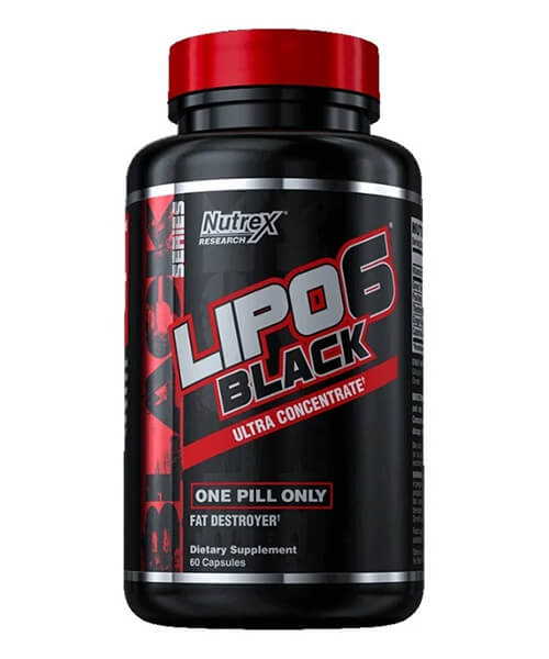 Lipo-6 Black Ultra Concentrate Nutrex Research
