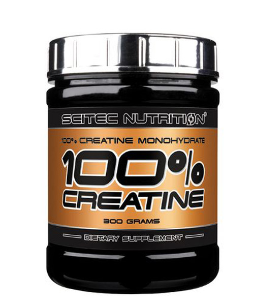 Creatine 100% Pure Scitec Nutrition 300 г
