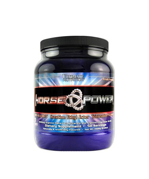 Horse Power X Ultimate Nutrition 1 000 гр.