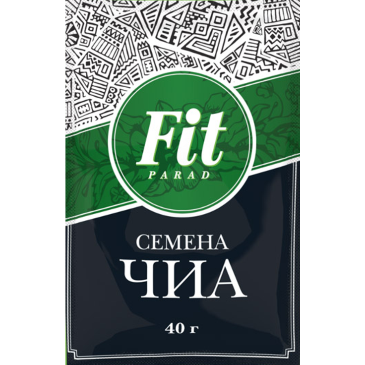 Семена Чиа FIT Parad 40 г