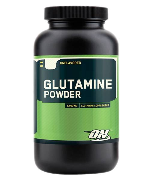 Glutamine Powder Optimum Nutrition 150 г