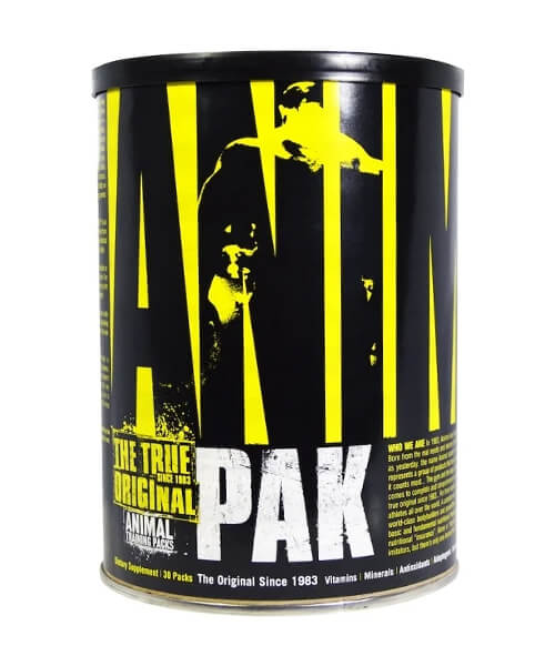 Animal Pak Universal Nutrition 30 пак.