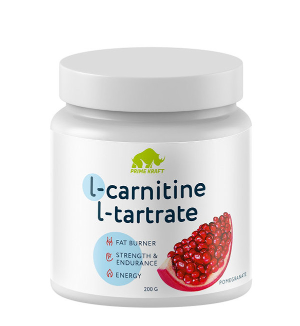 L-carnitine L-tartrate Prime Kraft