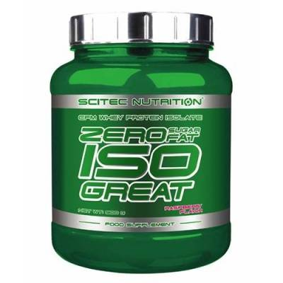 Zero Isogreat Scitec Nutrition 900 г