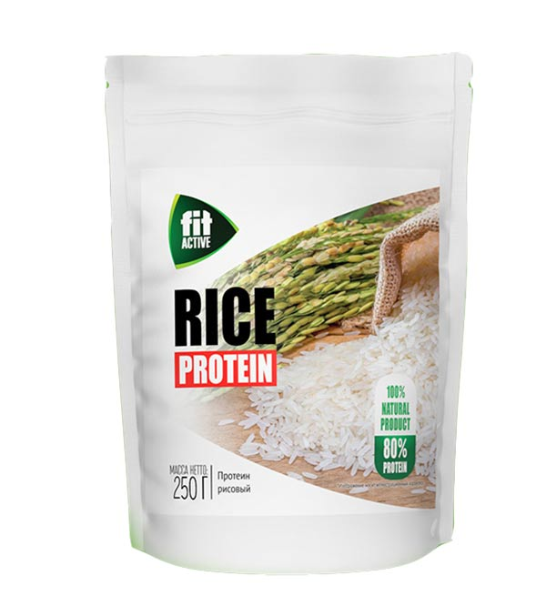 Fit Active Rice Protein FIT Parad