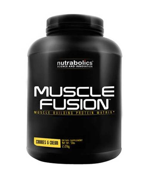 Muscle Fusion Nutrabolics 2270 г