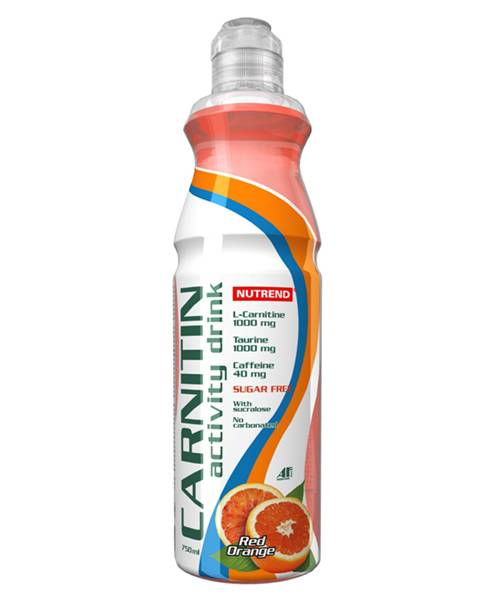 Carnitine Activity Drink Nutrend 750 мл.
