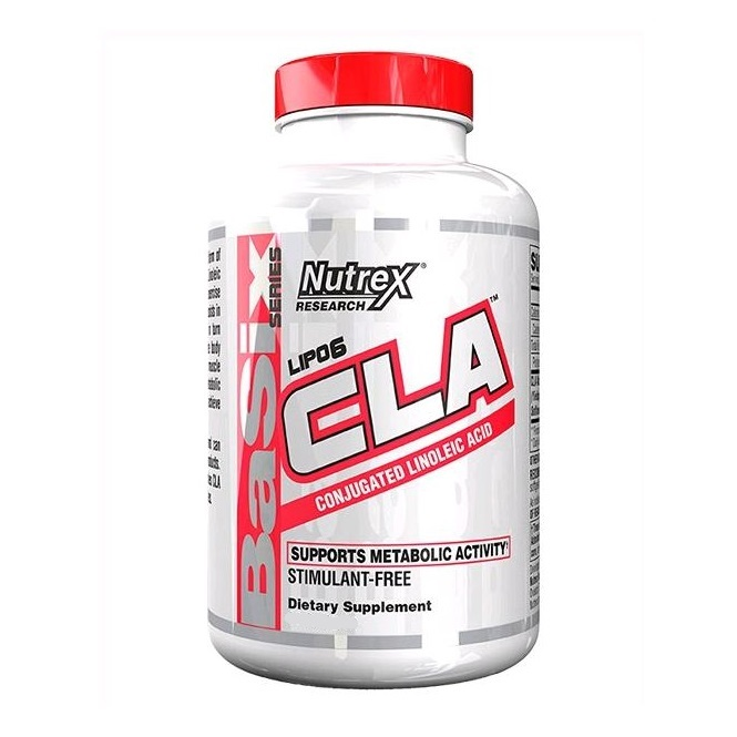 Lipo-6 CLA Nutrex Research 45 капс.