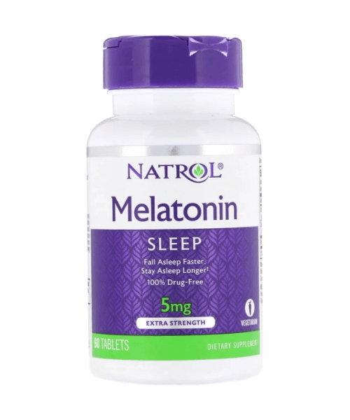 Melatonin 5 mg Natrol