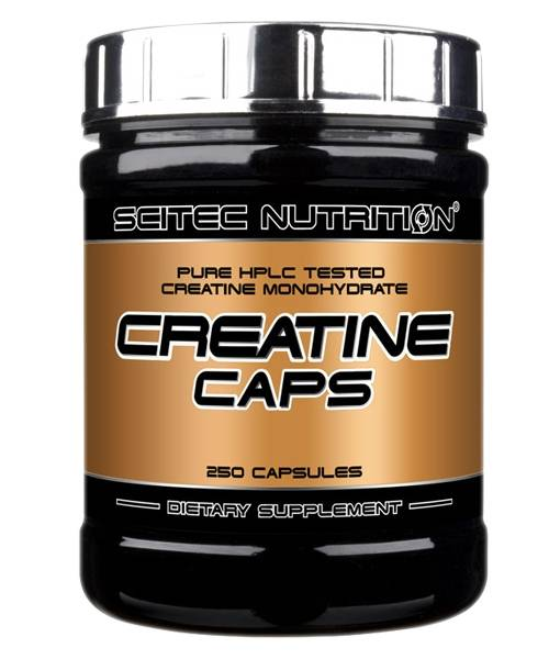 Creatine Caps Scitec Nutrition 250 капс.