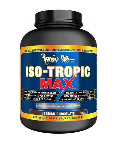 Iso-tropic Max Ronnie Coleman Signature Series 1550 гр.