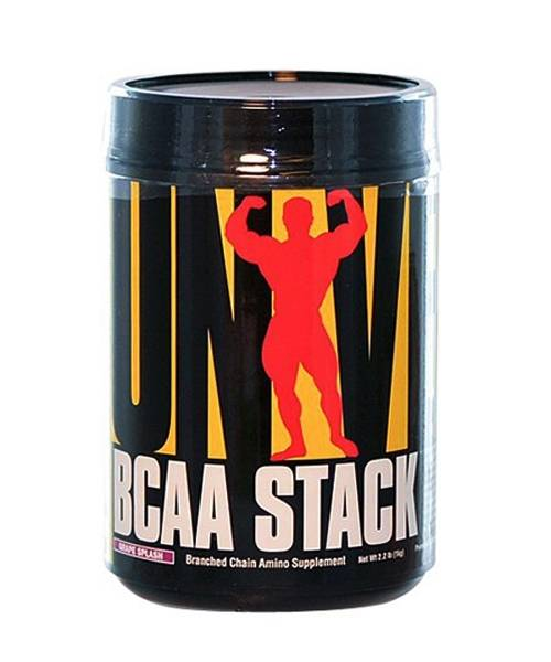 Bcaa Stack Universal Nutrition 1000 гр.