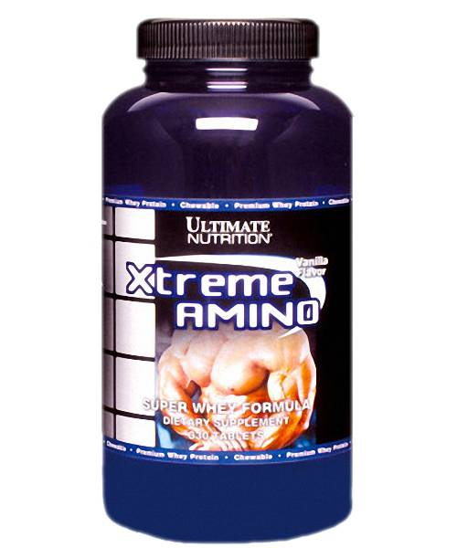 Xtreme Amino 330 tab Ultimate Nutrition 330 таб.