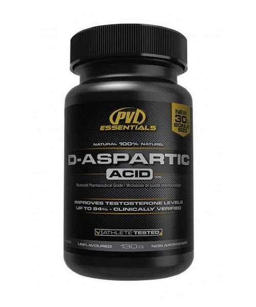 D-aspartic Acid PVL Sports Nutrition 130 гр.