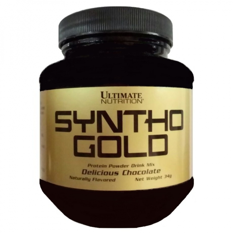Syntha Gold Ultimate Nutrition 34 гр