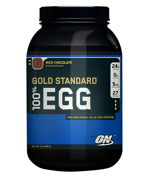 100% Egg Protein Optimum Nutrition 907 гр.