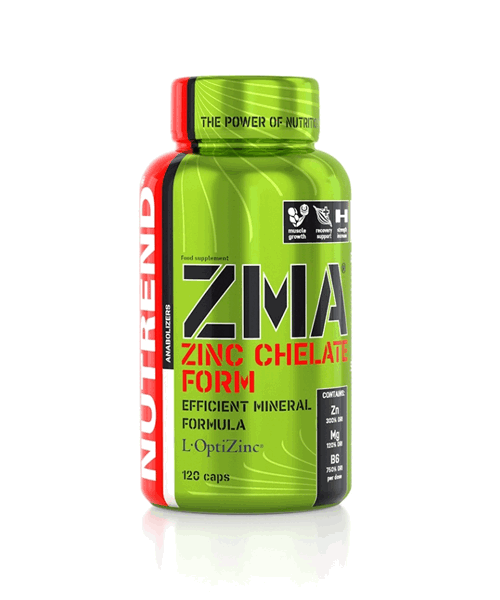 ZMA Nutrend 120 капс.
