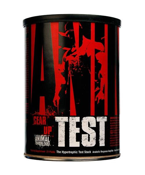 Animal Test Universal Nutrition
