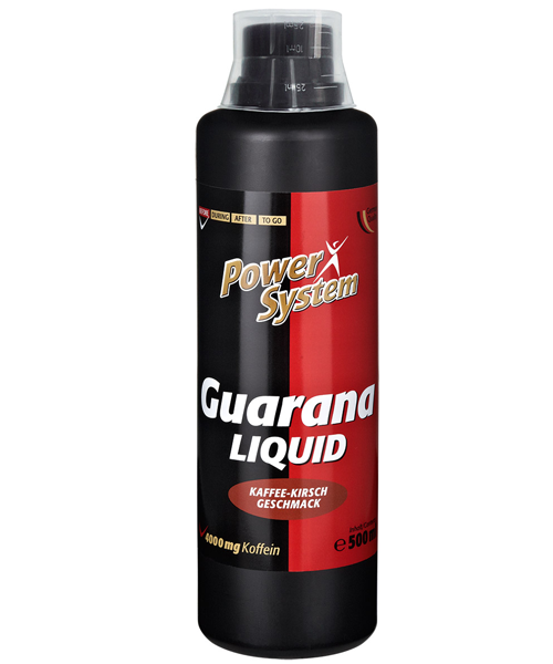 Guarana Liquid Power System 500 мл.