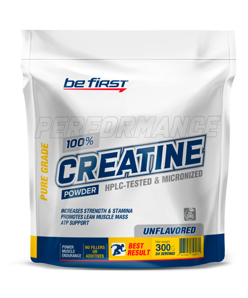 Creatine Monohydrate BE First 300 г
