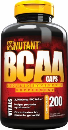 Mutant Bcaa FIT Foods 200 капс.