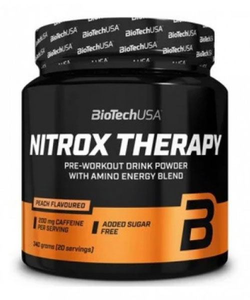 Nitrox Therapy Biotech Nutrition