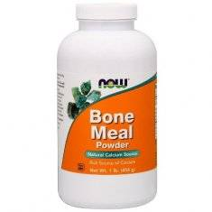 Bone Meal Powder NOW 454 г