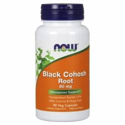 Black Cohosh 80 mg NOW