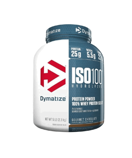 ISO 100 Zero Carb Dymatize Nutrition 2268 г