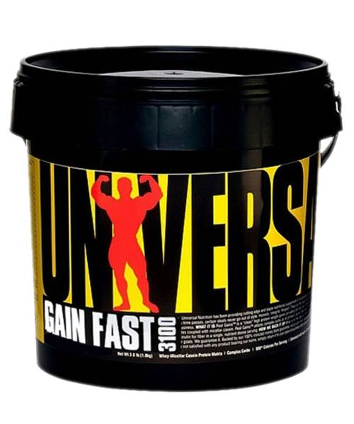 Gain Fast 3100 Universal Nutrition 4536 гр.