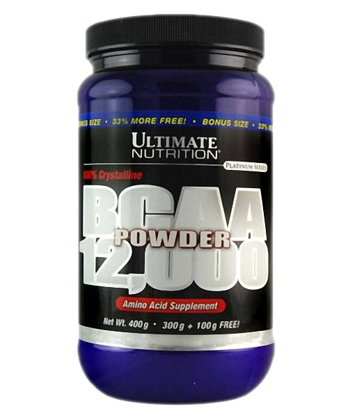 Bcaa Powder Ultimate Nutrition 400 г