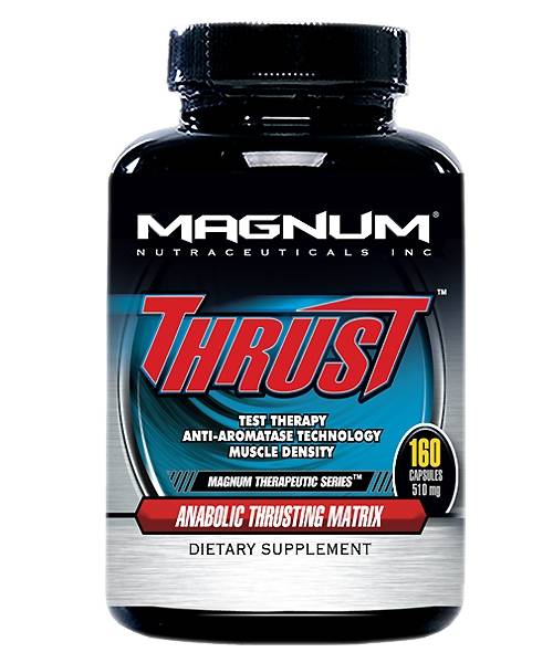 Thrust Magnum Nutraceuticals 160 капсул