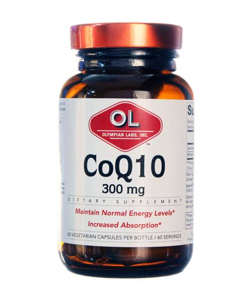 Co Q10 Olympian Labs 60 капс.