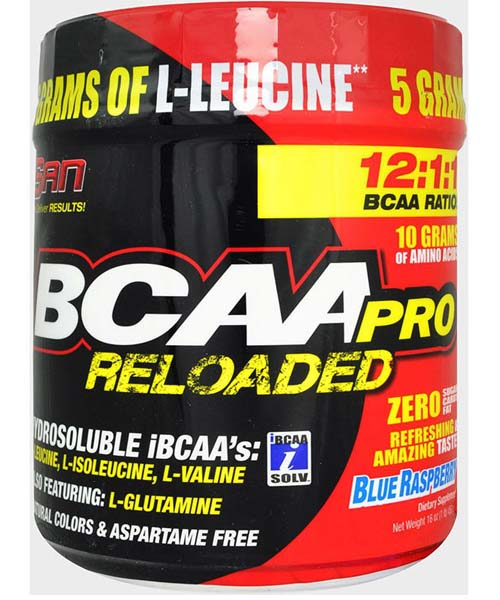 Bcaa Pro Realoded SAN 114 г