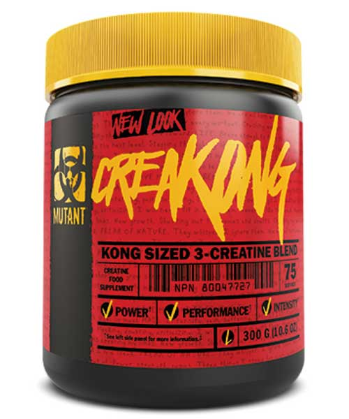 Mutant Creakong FIT Foods