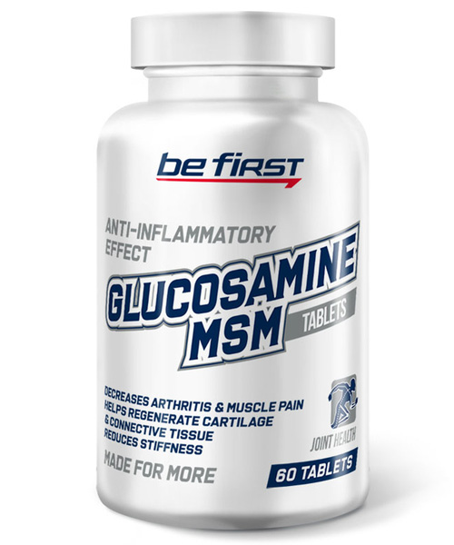 Glucosamine MSM BE First