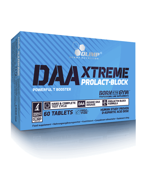 DAA Xtreme Prolact-block Olimp Sport Nutrition 60 таб.