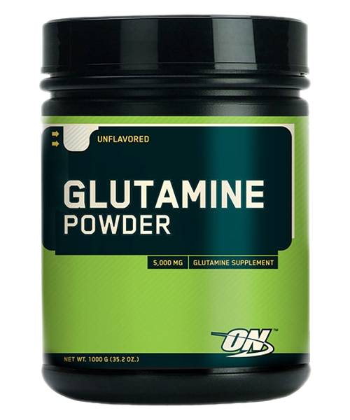 Glutamine Powder Optimum Nutrition 1000 г