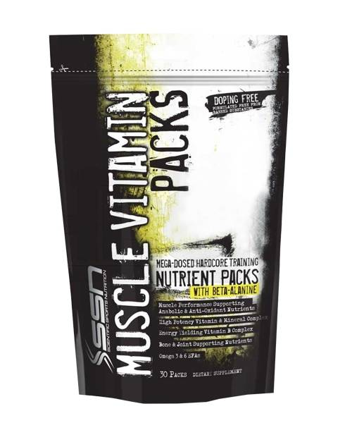 Muscle Vitamin Pack SSN 30 пак.