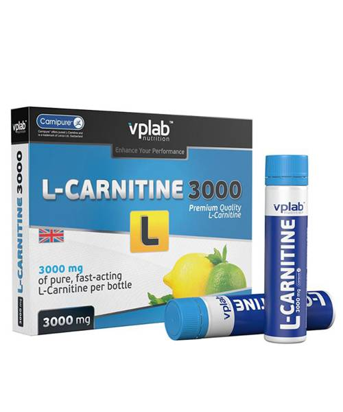 L-carnitine 3000 VP Laboratory