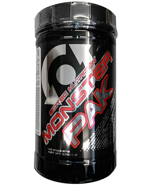 Monster pak Scitec Nutrition 40 пак.