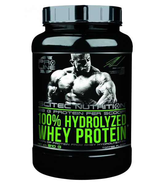 100% Hydrolyzed Whey Protein Professional Scitec Nutrition 910 г